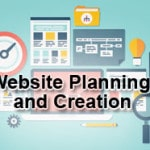 Website planning & creation in Wordpress