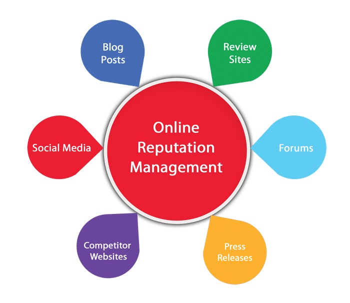 online reputation management, reputation development
