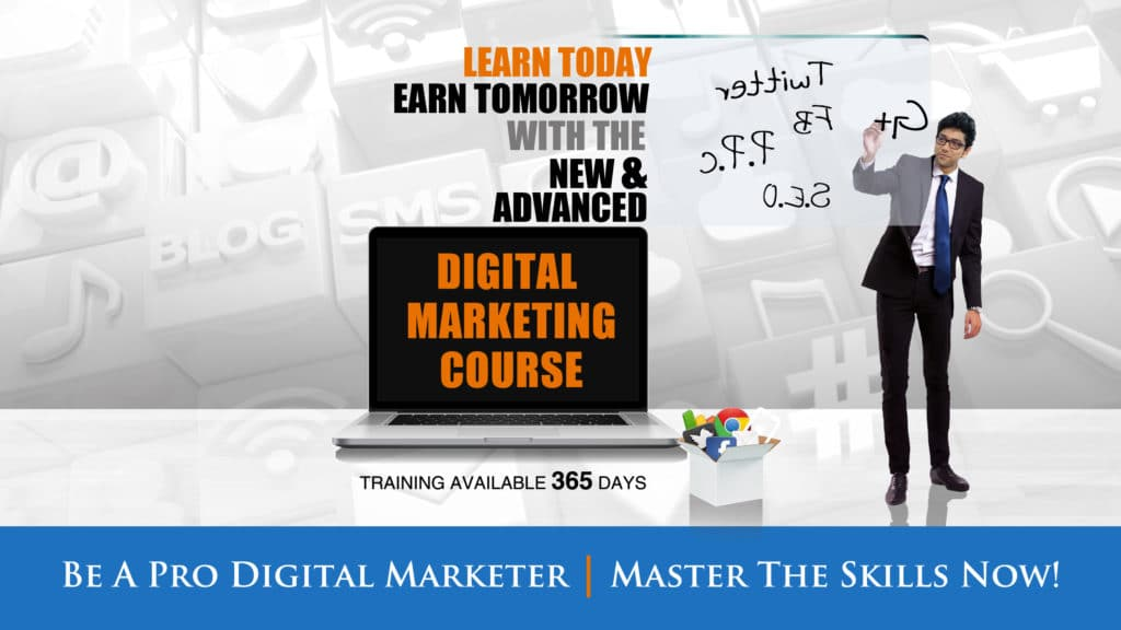 Advanced digital marketing certification course