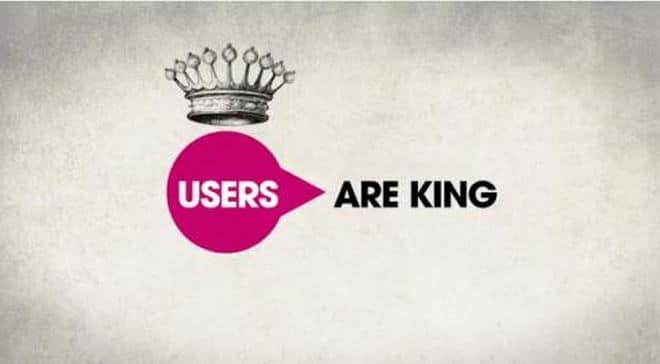content optimization - users are king