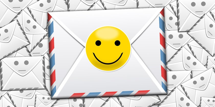 types of emails in email marketing