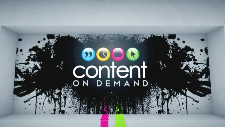 on-demand content for lead generation