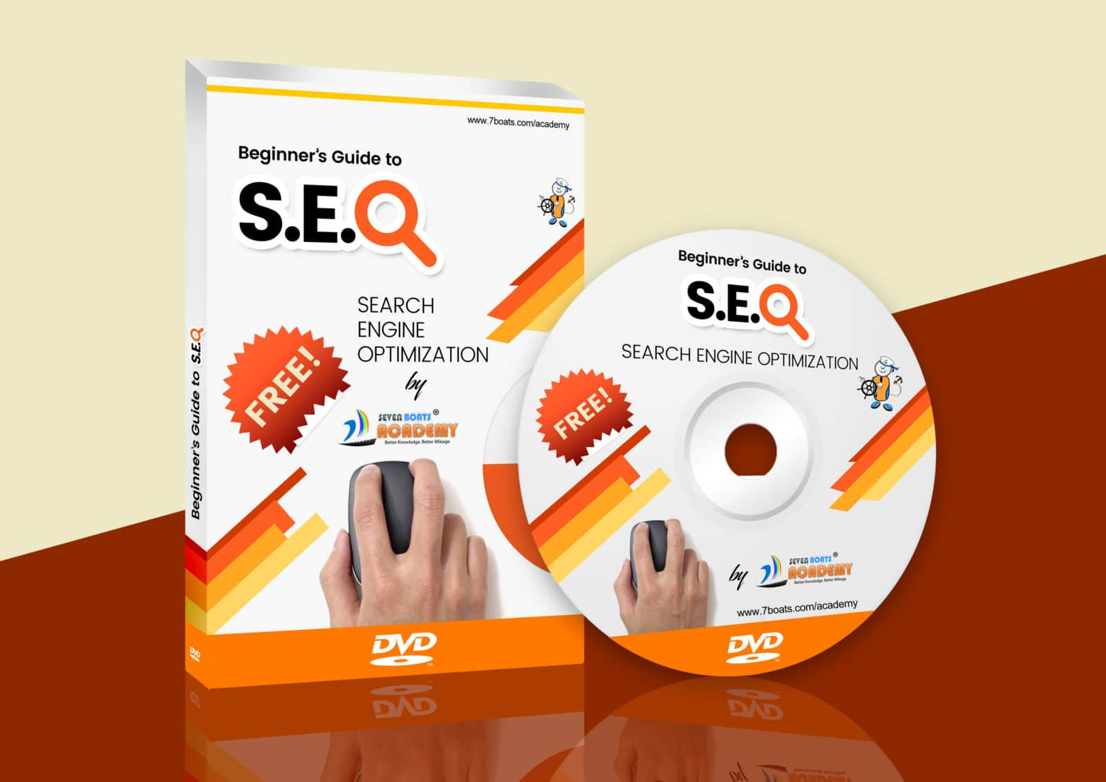 Free SEO certification course from Seven Boats Academy