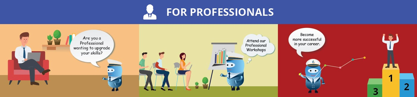 Digital Marketing Training for working professionals - Seven Boats Academy