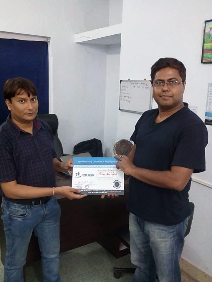 Digital Marketing Training Kolkata at Seven Boats