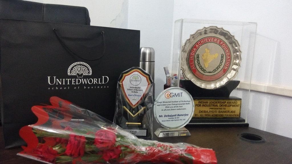 Awards & Recognition - Among India's top 100 Digital Agencies