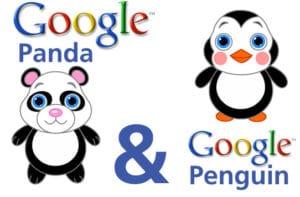 Google Panda and Penguin update