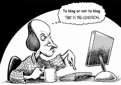 blogging : good or bad?