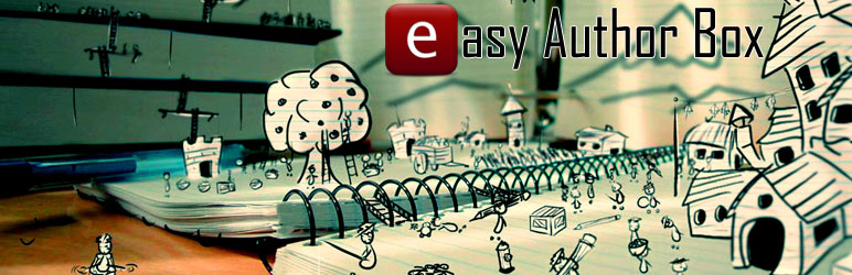Wordpress Easy Author Box Plugin