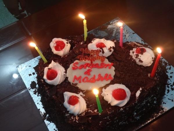birthday bash at 7boats.com