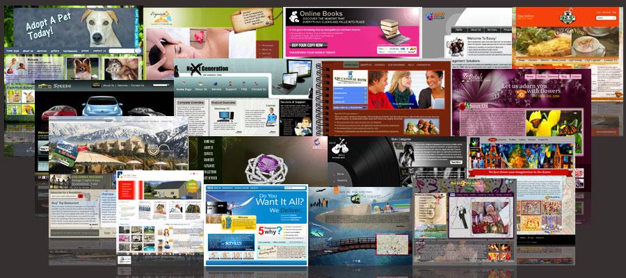 Cheap web design India