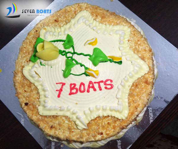 Happy birthday 7boats