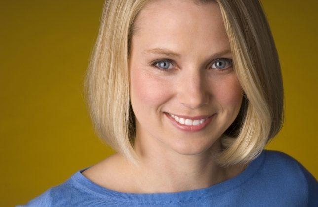 Marissa-Mayer Yahoo's CEO