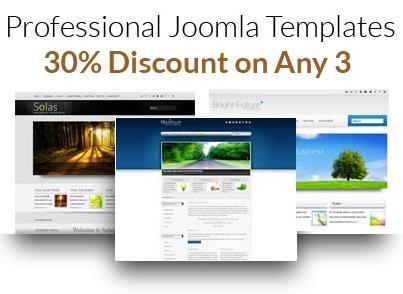 Design canvas joomla template