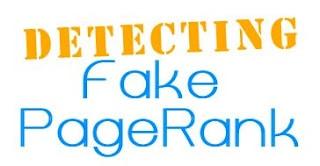 fake page rank