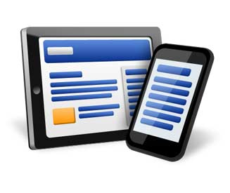 mobile version of your website