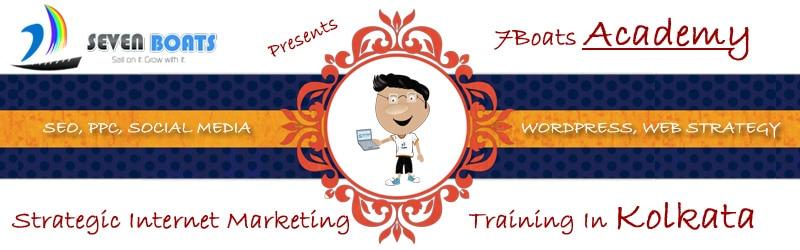 7Boats Academy- Internet marketing training Kolkata, Digital Marketing Course & Training