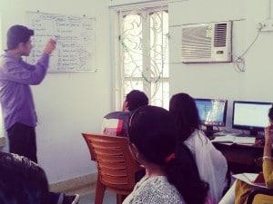 Digital marketing classroom and workshops - Seven Boats Kolkata