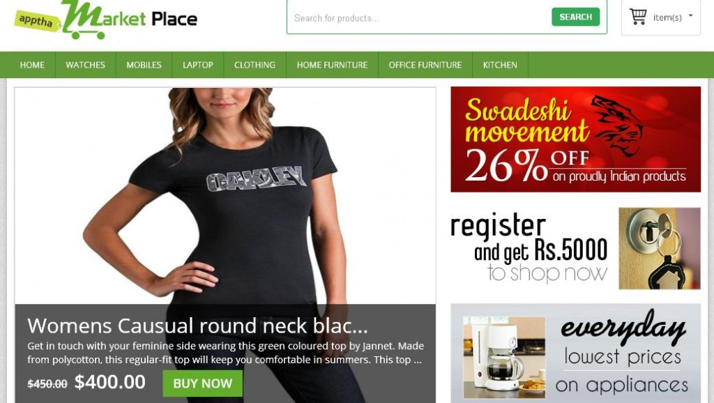 apptha-marketpace
