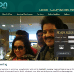 Singer Udit Narayan at Cocoon Hotel - Digital Marketing by Seven Boats
