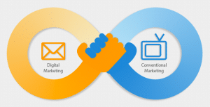 Blend Traditional Marketing with the Digital