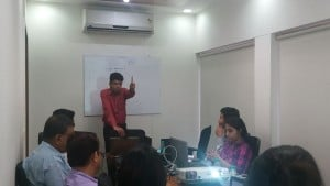 Corporate Training workshop on digital marketing
