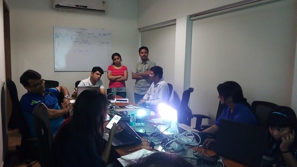 Corporate workshop on Digital Marketing