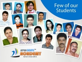 students at Seven Boats Academy - Digital Marketing Training, Kolkata