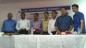 3 Days Entrepreneurship Awareness Camp at GMIT