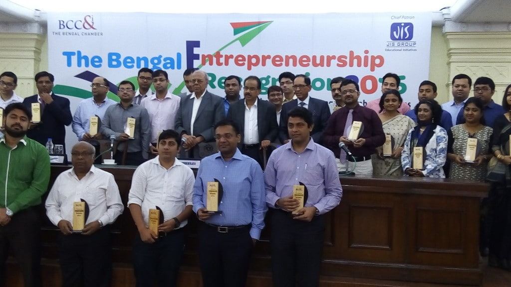 BCC&I recognition of Seven Boats Digital Marketing