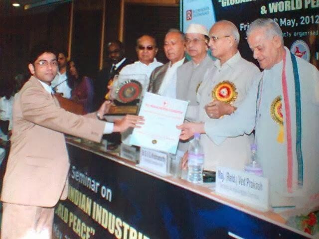Indian Leadership Award