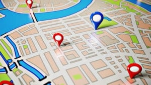 Google Maps Stack on Features for Specific Locations