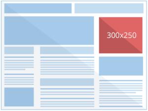 Google 300X250 Ads