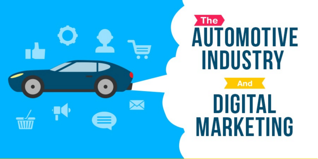 How Automobile Industry Benefits from Digital Marketing