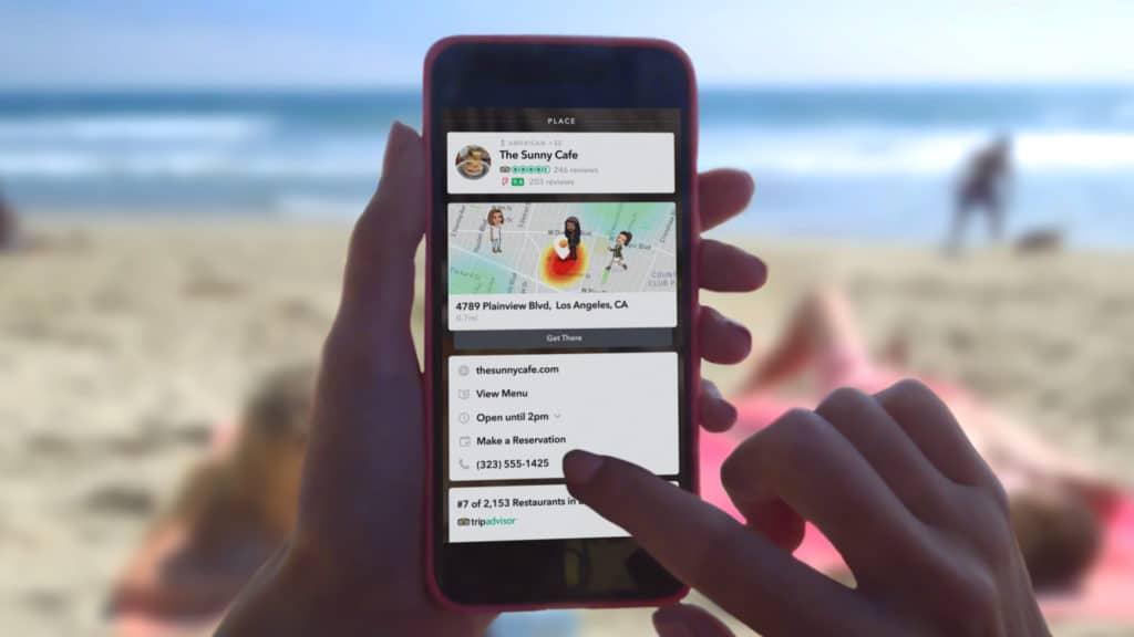 snapchat-context-cards