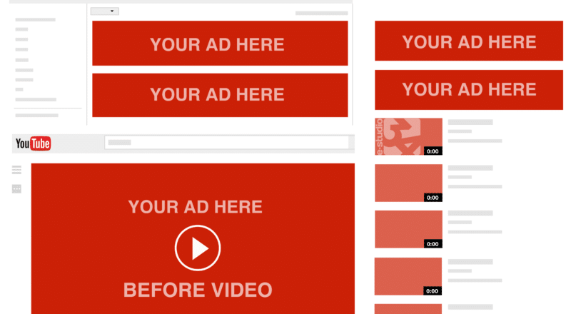Ads om youtube got tougher