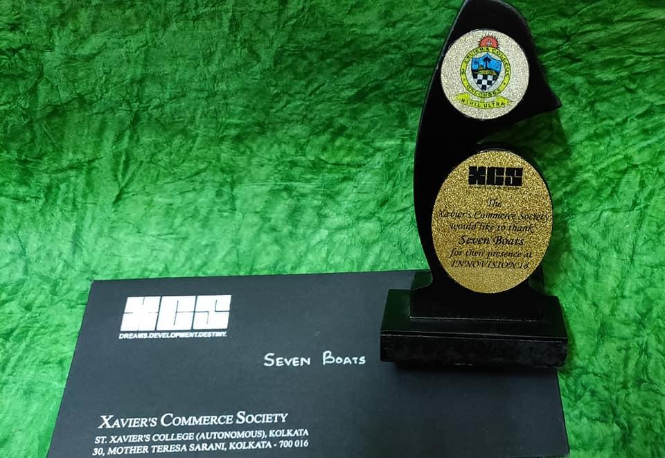 Awards - Seven Boats