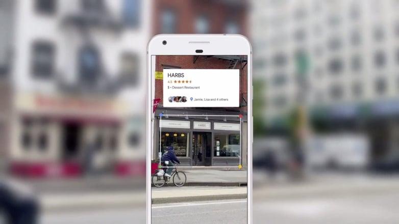 Google Lens Visual Search