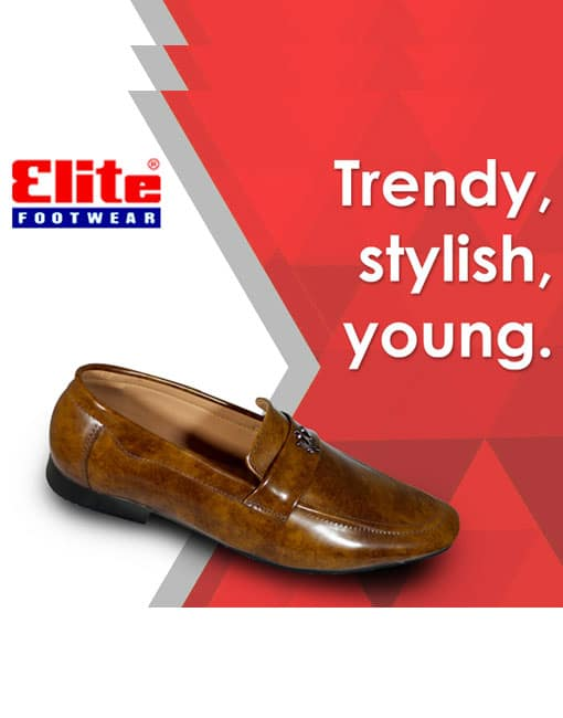 Elite Shoe - Client of Seven Boats, Digital Marketing Firm in Kolkata, India