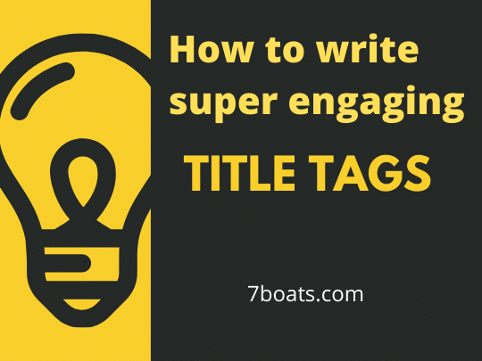 Golden Rules of Writing Powerful SEO Title Tags