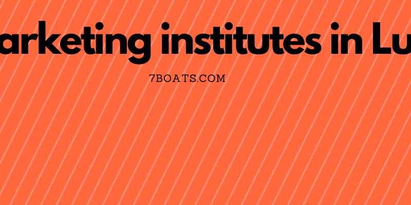 digital marketing institutes in lucknow