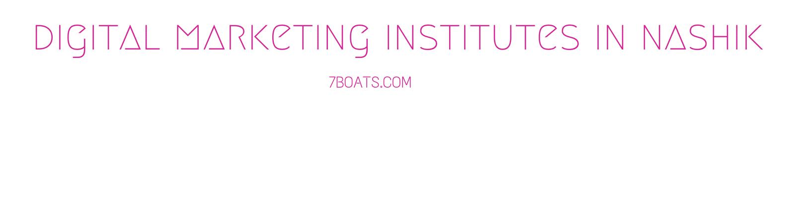 digital marketing institutes in Nashik