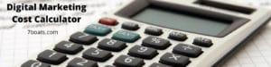 Digital Marketing Services Cost Calculator - Get An Instant Quote 1 - Digital Marketing Cost Calculator